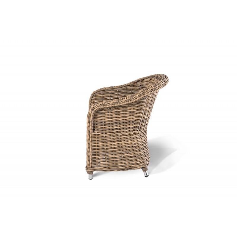Кресло из искусственного ротанга Равенна детское (фото 2)