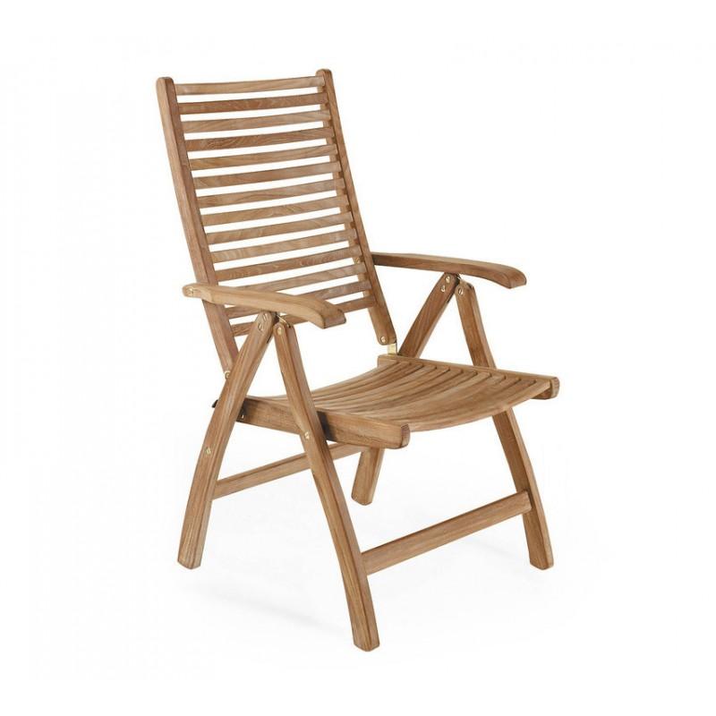 Кресло из тика Calcutta-2