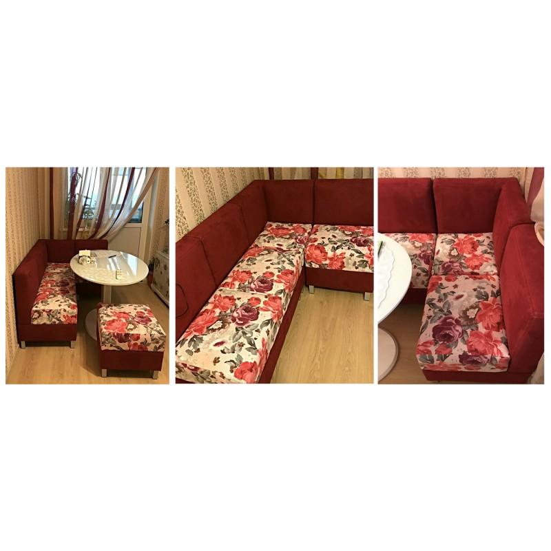 Угловой модульный диван Лион (фото 3)
