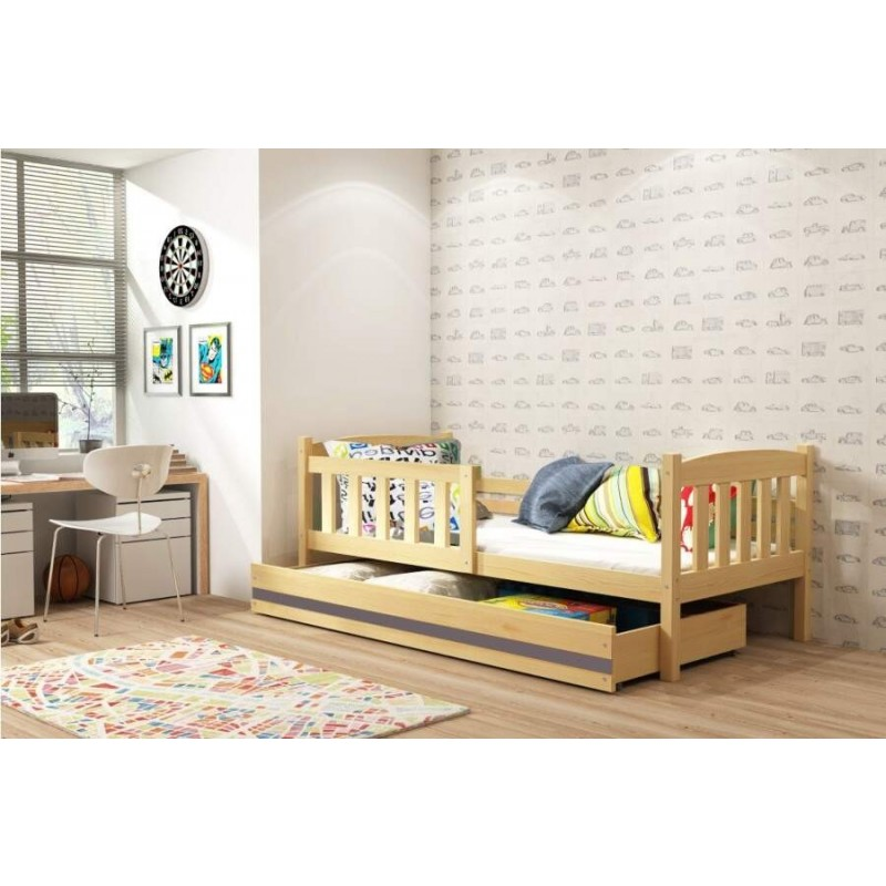 Детская кроватка Крош