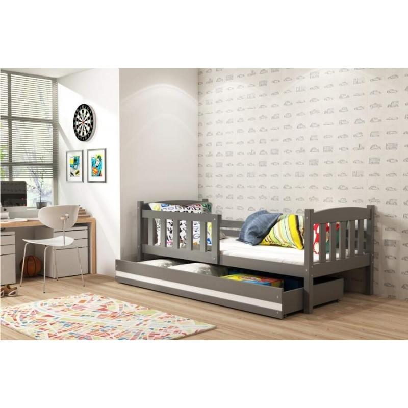 Детская кроватка Крош (фото 2)