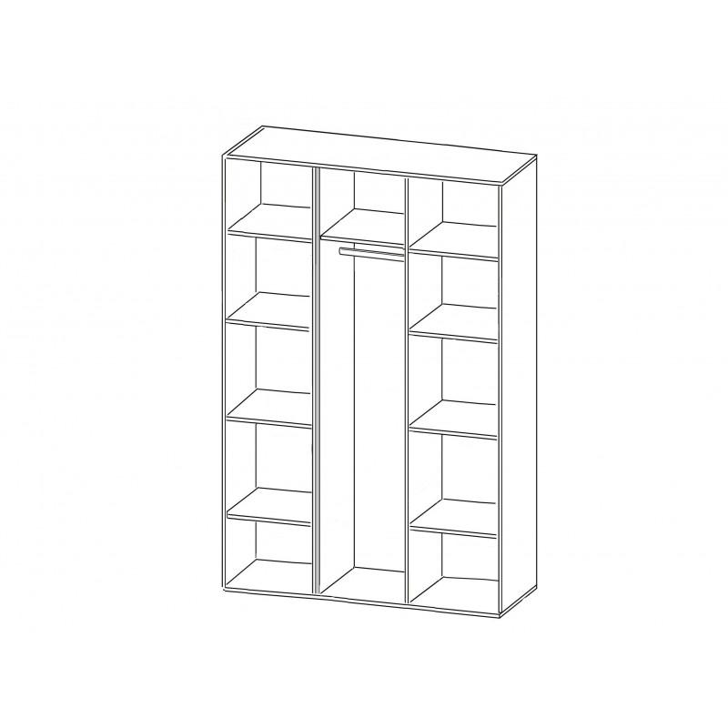 Шкаф Зодиак 4 (фото 2)