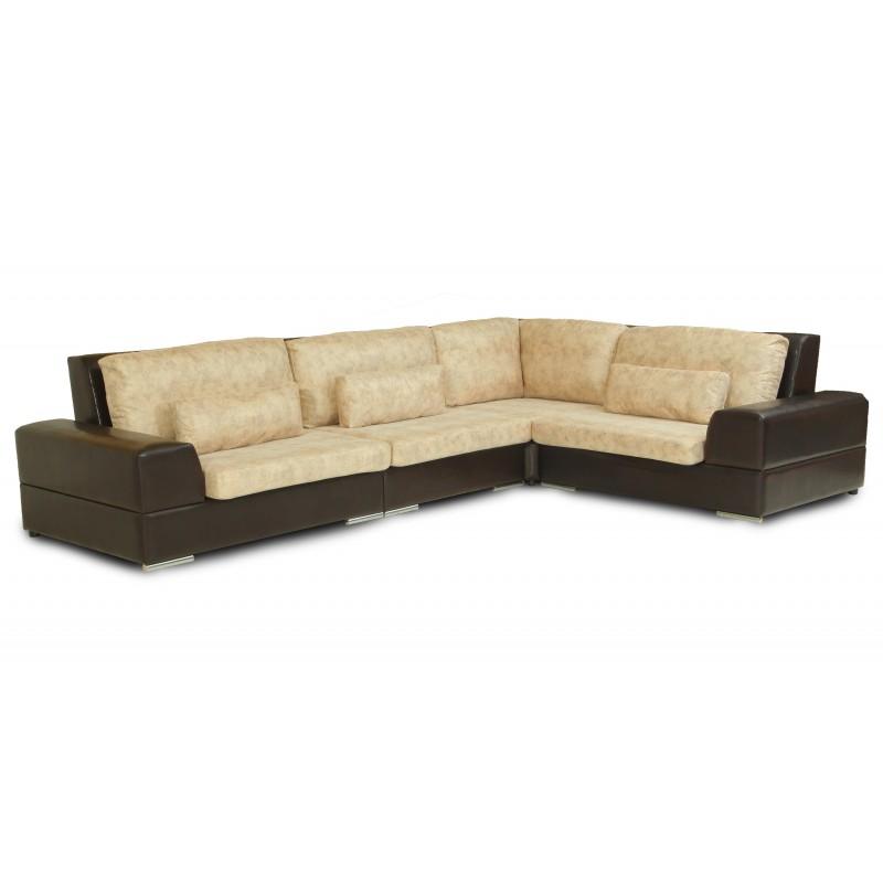 Угловой модульный диван Монца-4