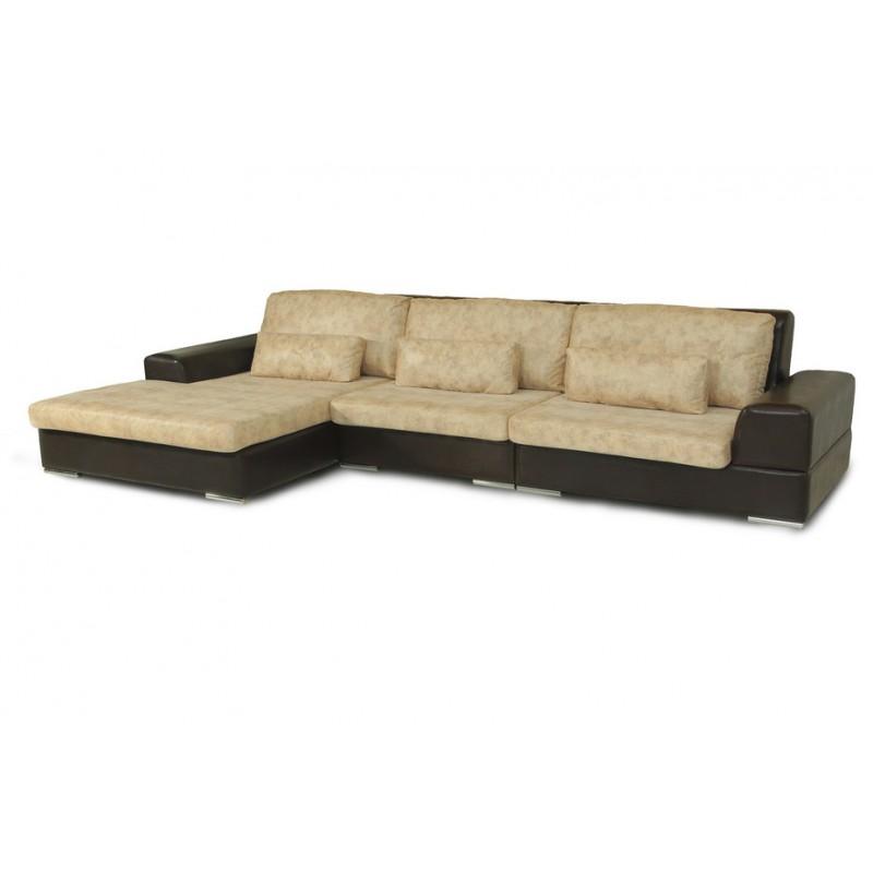 Угловой модульный диван Монца-4 (фото 2)