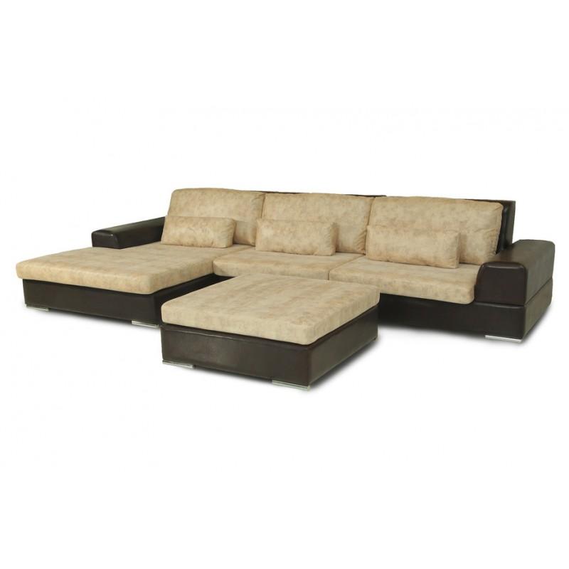Угловой модульный диван Монца-4 (фото 3)