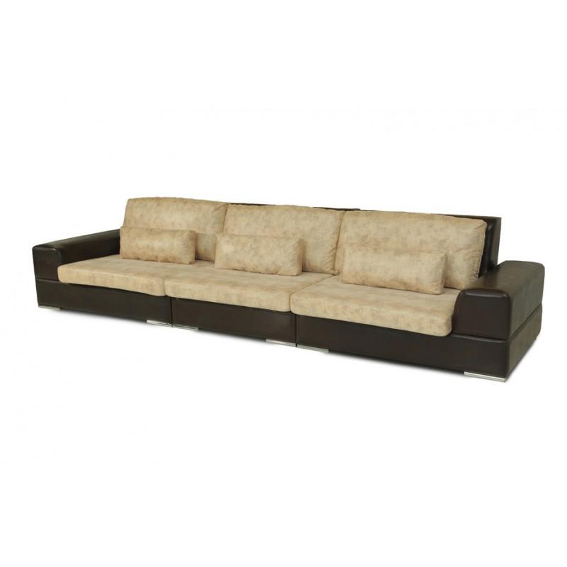 Угловой модульный диван Монца-4 (фото 5)