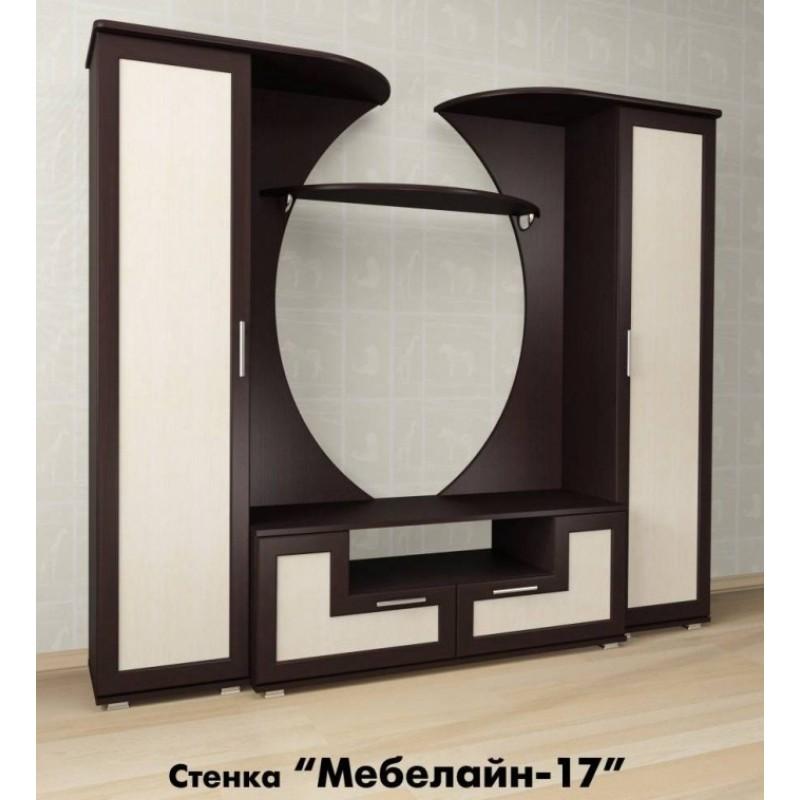 Стенка Мебелайн-17 (фото 2)