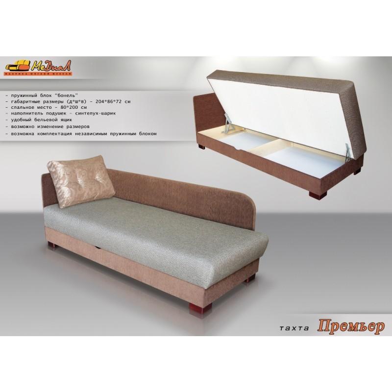 Кровать-тахта Премьер (фото 2)