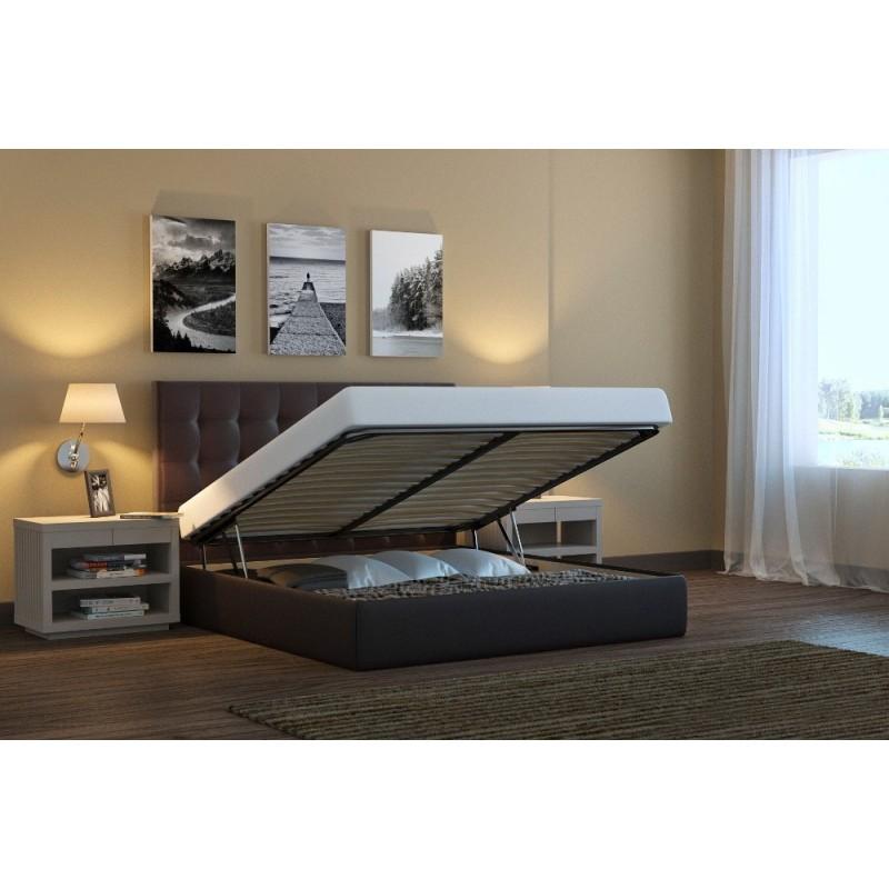 Интерьерная кровать Огма (фото 3)