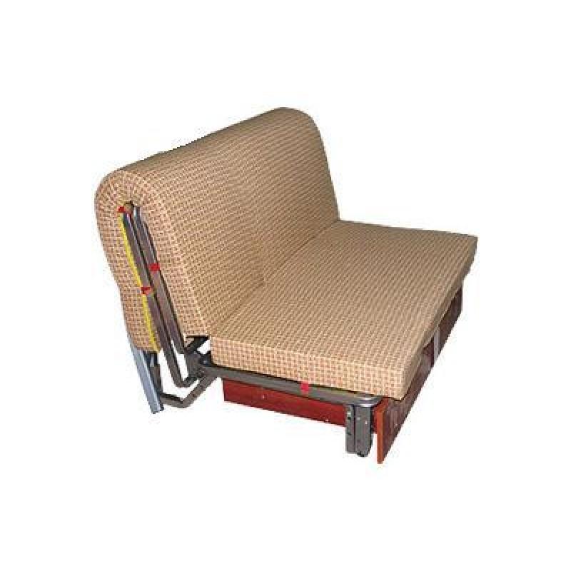 Кресло-кровать Рея с деревянными подлокотниками м112 (фото 5)