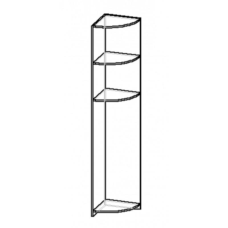Угловой элемент Мебелайн-2 (фото 3)