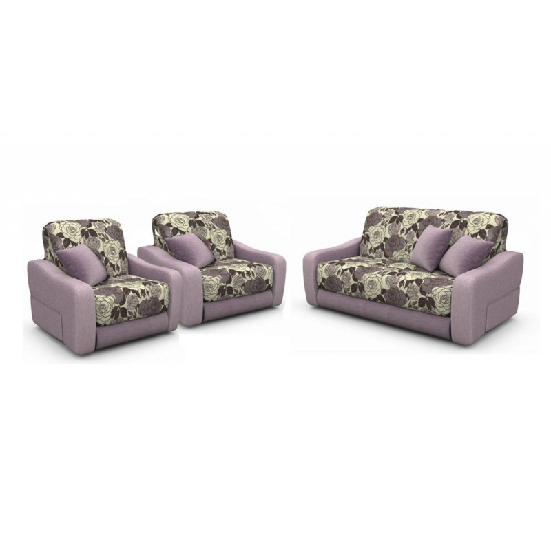 Комплект мягкой мебели Корал