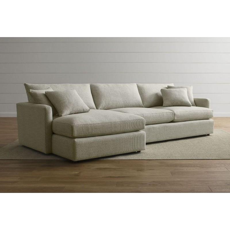 Угловой диван Стелф с оттоманкой (фото 3)