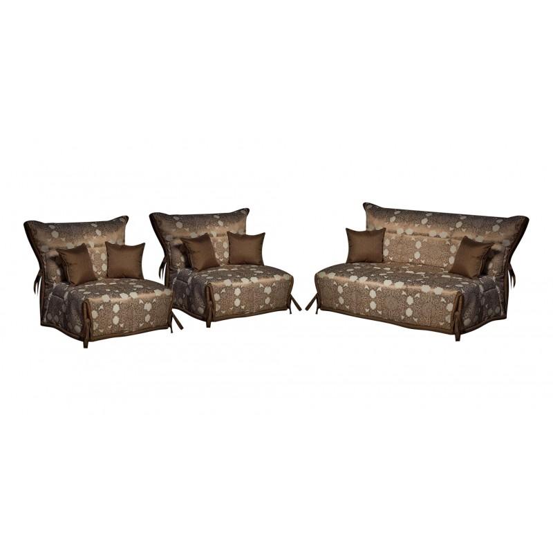 Комплект мягкой мебели Флора
