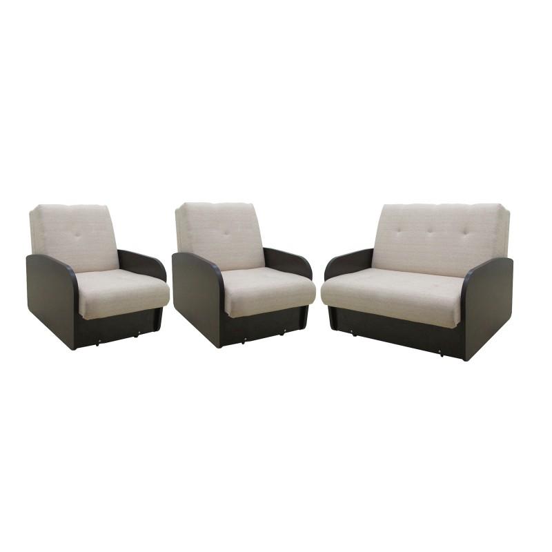 Комплект мягкой мебели Аккорд Сити