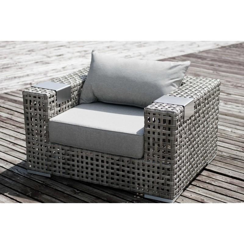 Плетеное кресло Тито (фото 4)