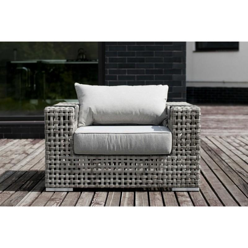 Плетеное кресло Тито (фото 5)