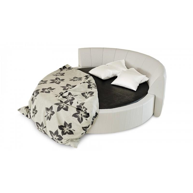 Круглая кровать Индра