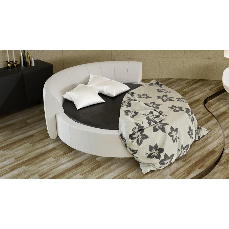 Круглая кровать Индра (фото 2)