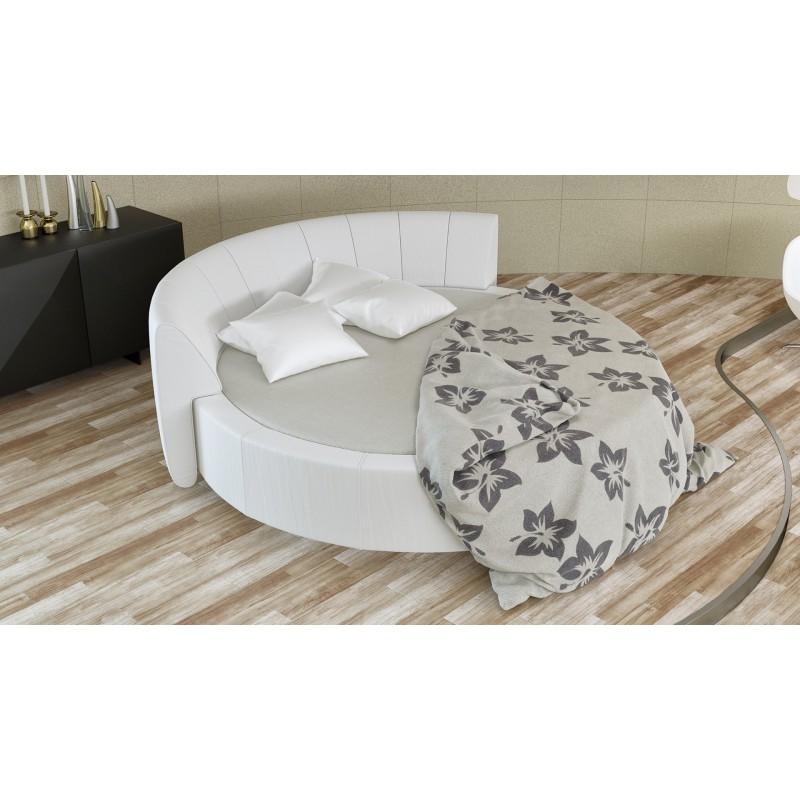 Круглая кровать Индра (фото 3)
