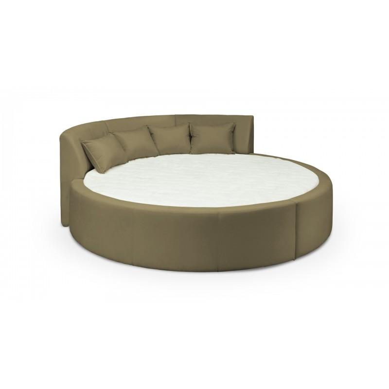 Круглая кровать Индра (фото 5)