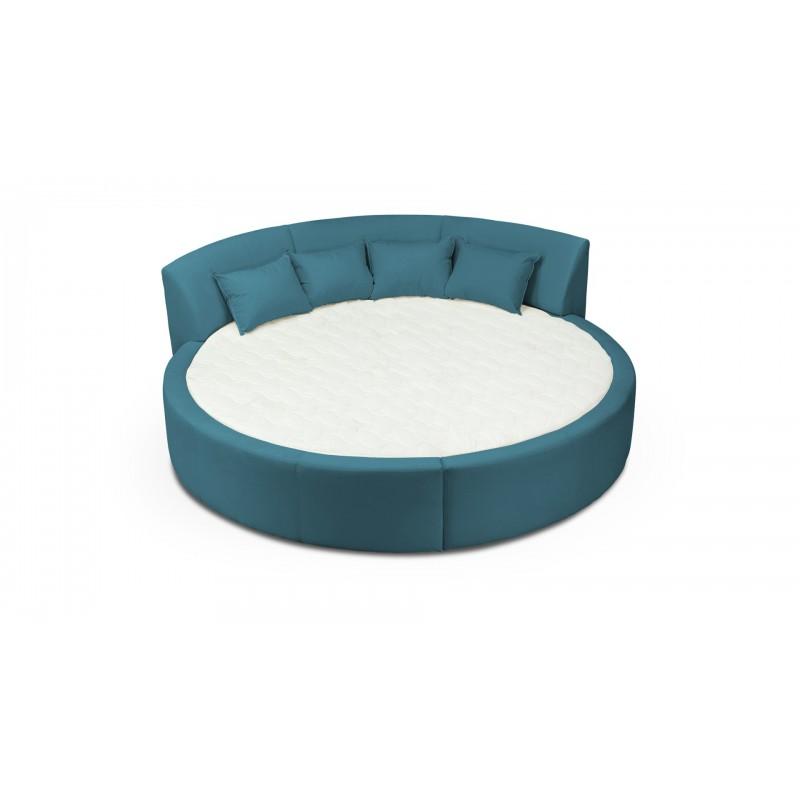 Круглая кровать Индра (фото 6)