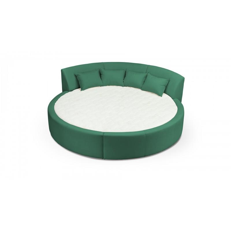 Круглая кровать Индра (фото 7)