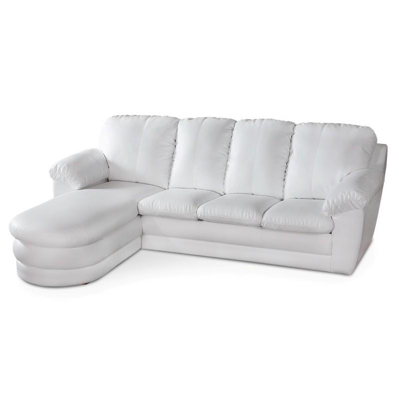 Угловой диван Сириус 3 с оттоманкой LAVSOFA