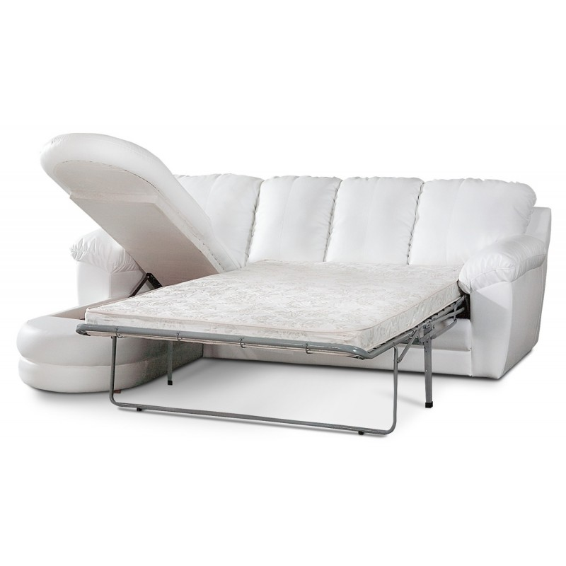 Угловой диван Сириус 3 с оттоманкой LAVSOFA (фото 2)