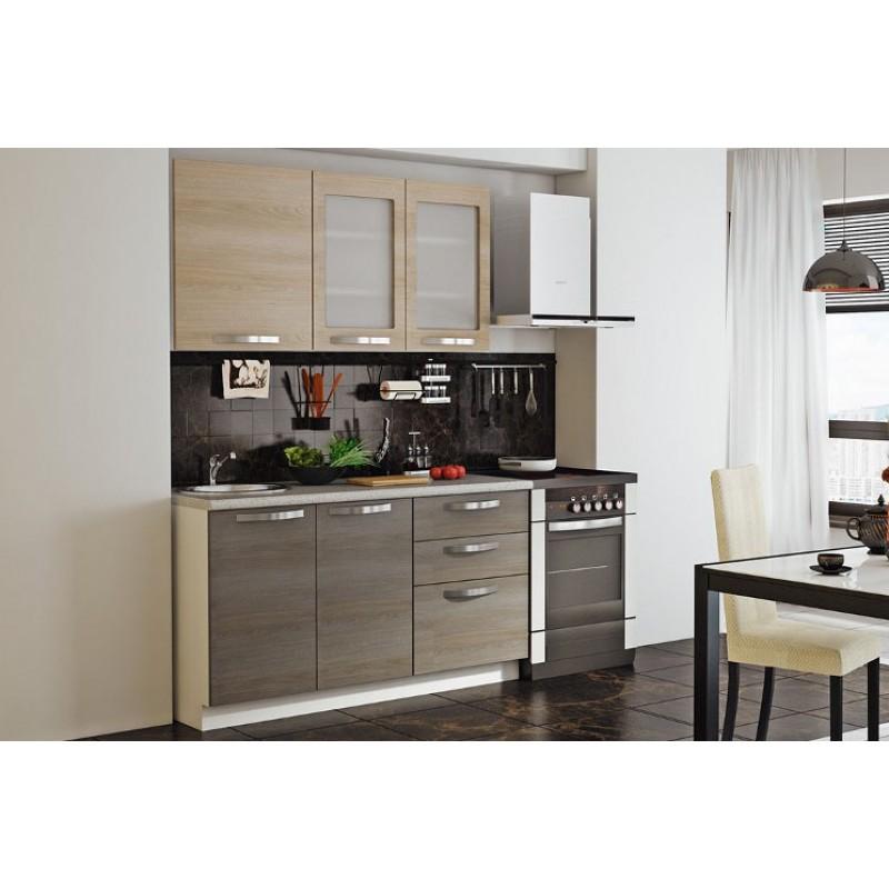 Кухня Ненси-5 МДФ (фото 2)