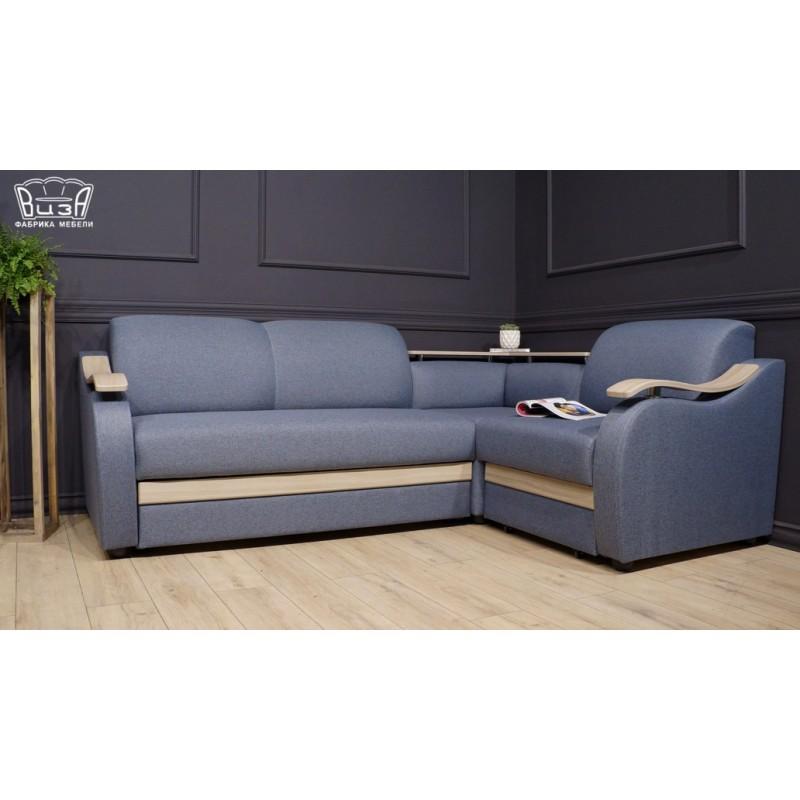 Угловой диван Виза 04 с баром (фото 2)