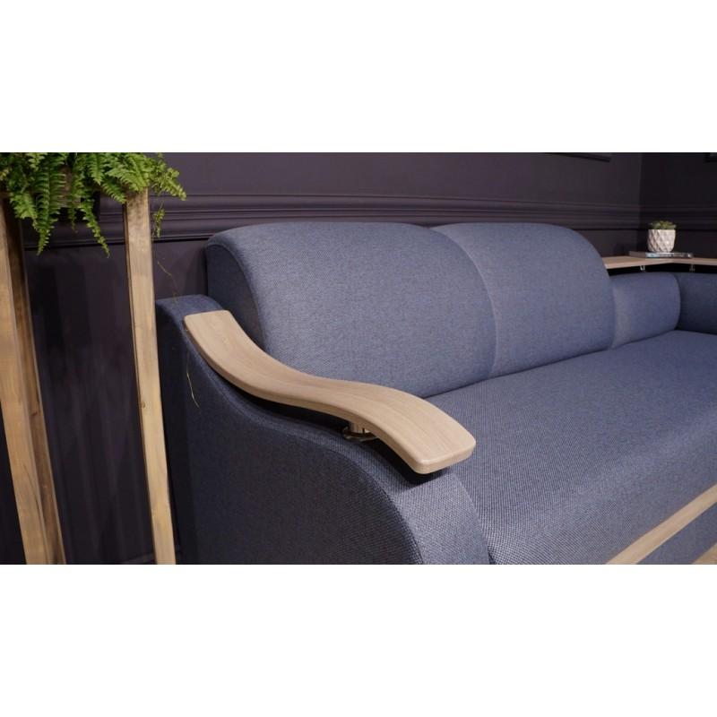 Угловой диван Виза 04 с баром (фото 3)