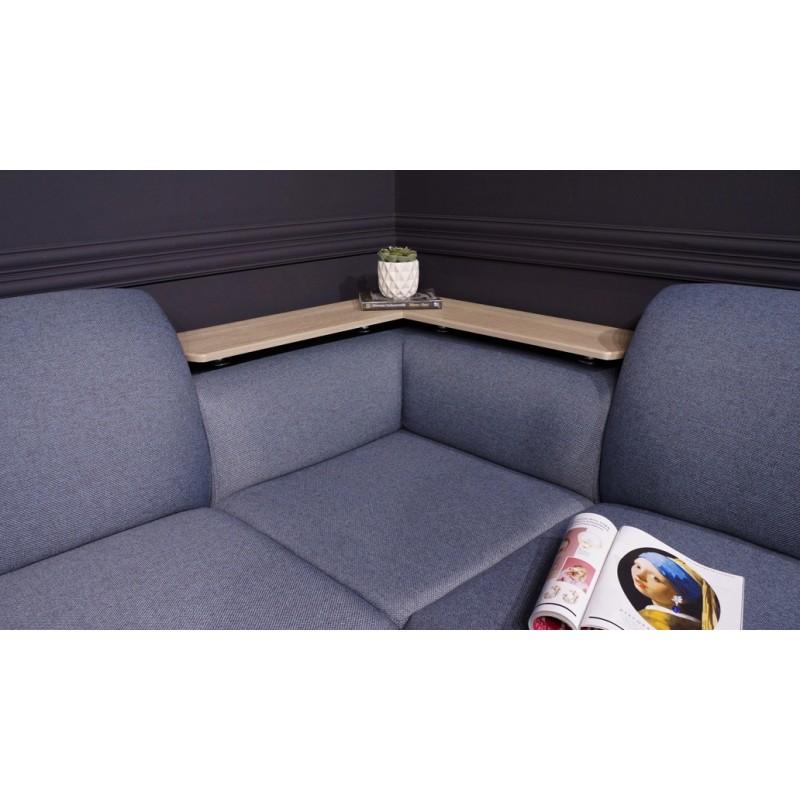 Угловой диван Виза 04 с баром (фото 4)