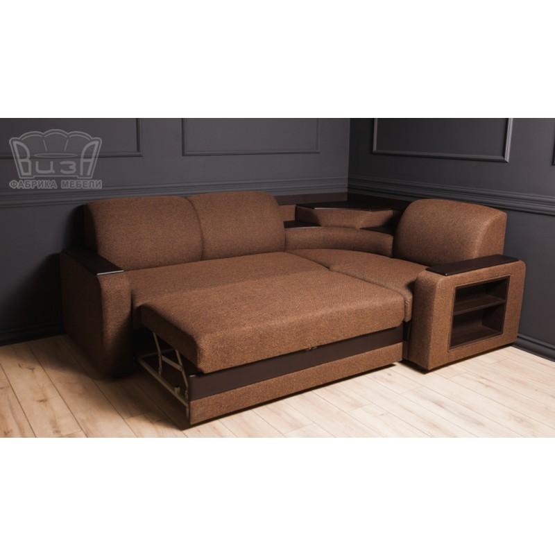 Угловой диван Виза 04 с баром (фото 7)