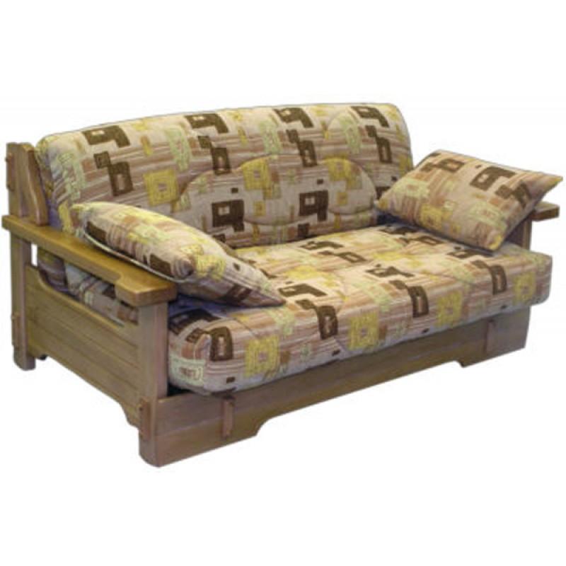 Комплект мягкой мебели Япет с деревянными подлокотниками (фото 3)