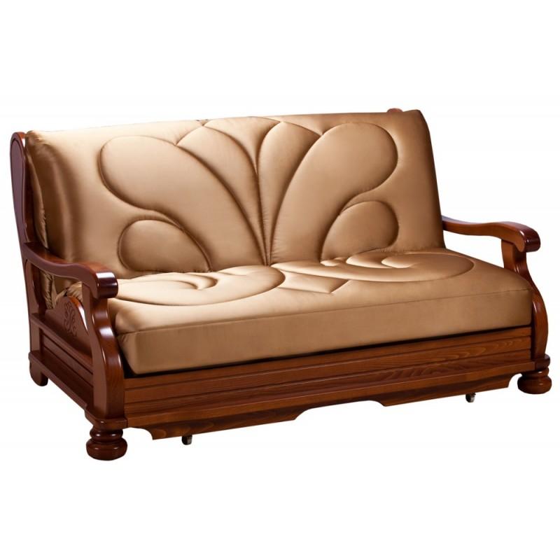 Комплект мягкой мебели Милан с деревянными подлокотниками (фото 2)