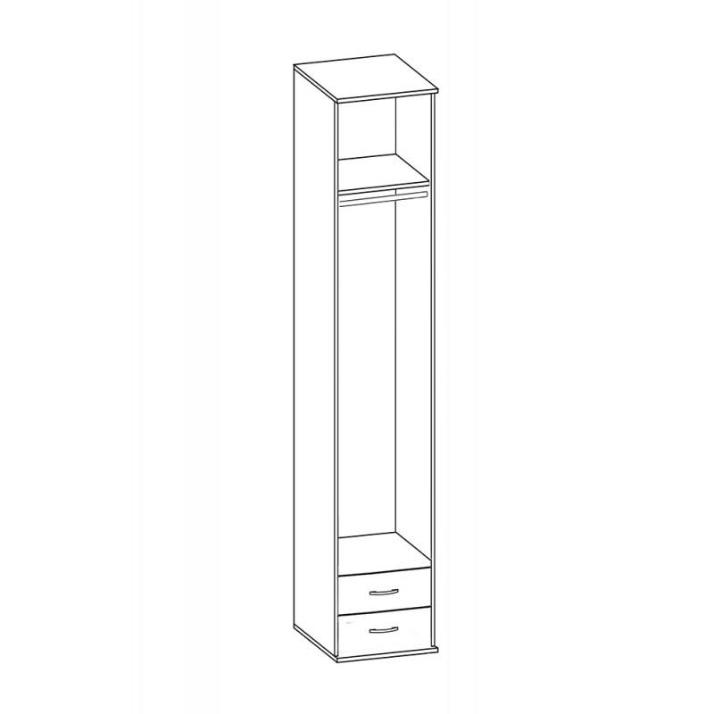 Шкаф Зодиак 1.2 (фото 2)