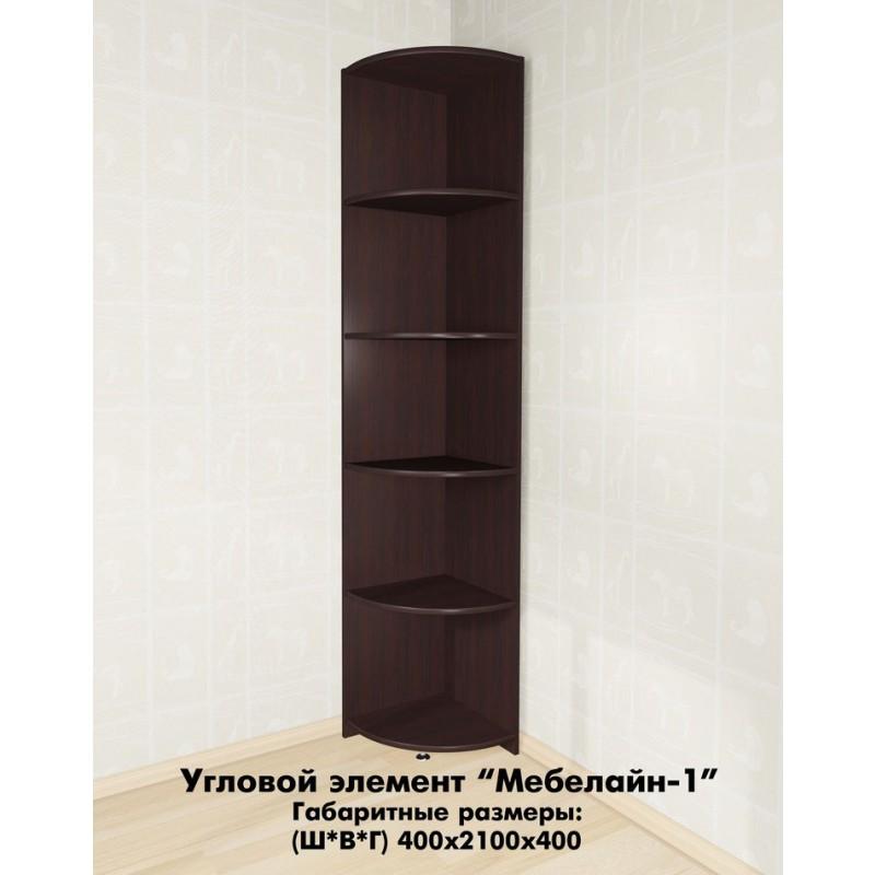 Угловой элемент Мебелайн-1 (фото 2)