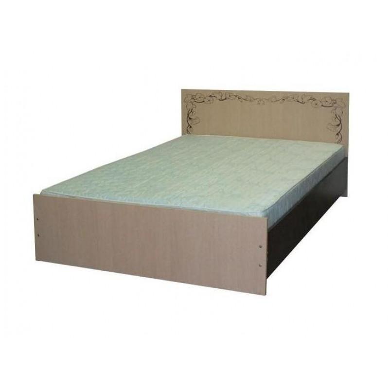 Кровать двойная с фотопечатью (фото 2)