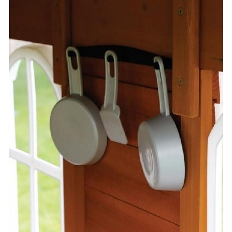 Цветочный Домик деревянный Solowave Design (фото 4)