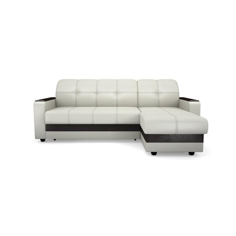 Угловой диван Виза 01 П с оттоманкой (фото 2)
