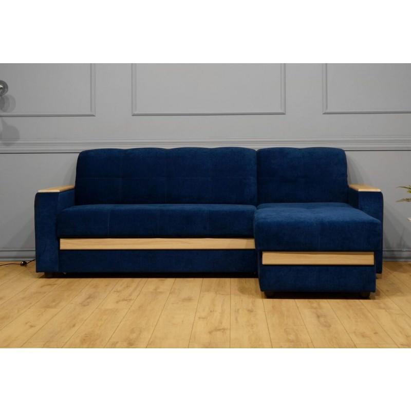Угловой диван Виза 01 П с оттоманкой (фото 4)
