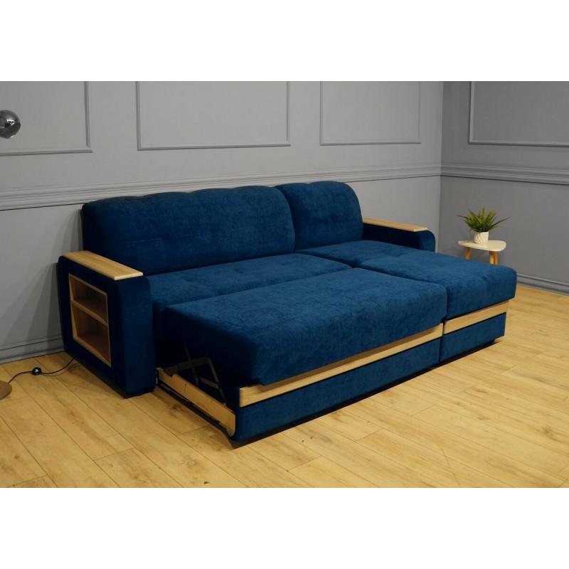 Угловой диван Виза 01 П с оттоманкой (фото 5)