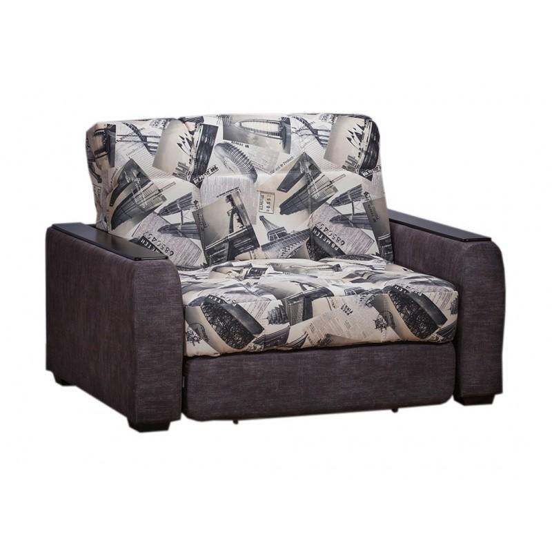 Кресло-кровать Графит