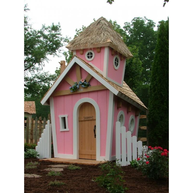 Двухэтажный домик принцессы KidsCrookedHouse (фото 3)