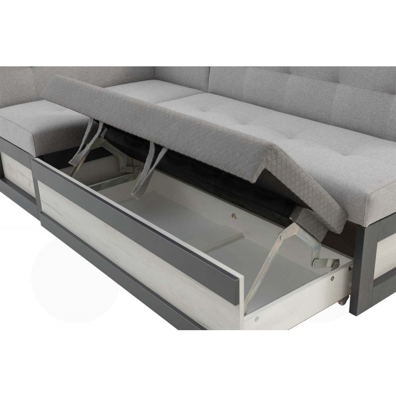 Кухонный угловой диван Нойс Santorini (фото 4)