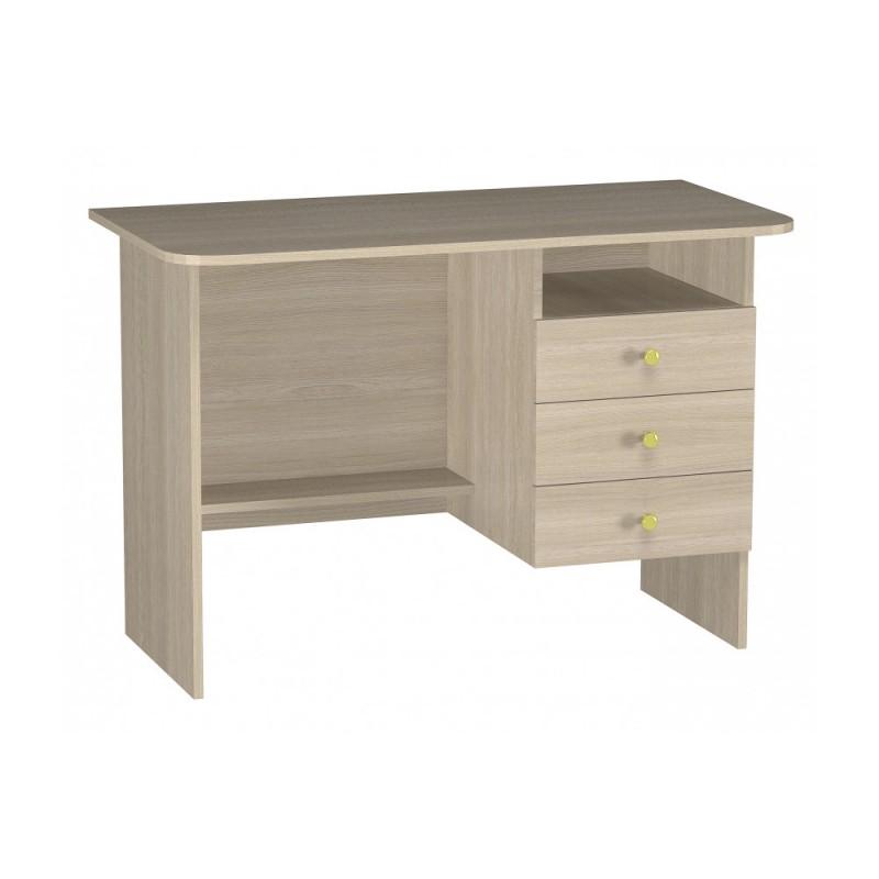 Письменный стол с 3-мя ящиками