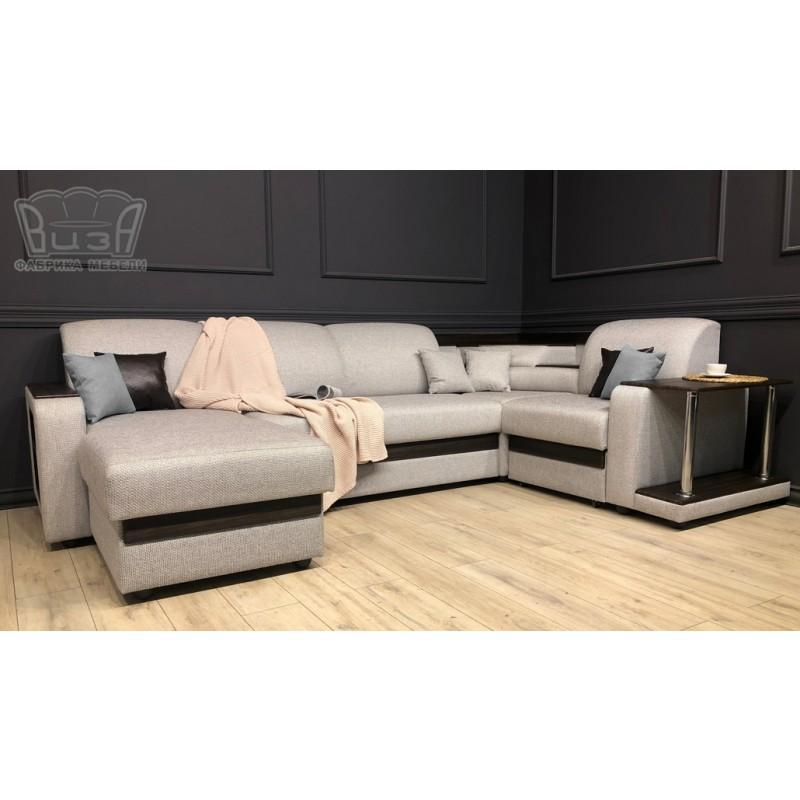 Угловой модульный диван Виза 01 (фото 4)