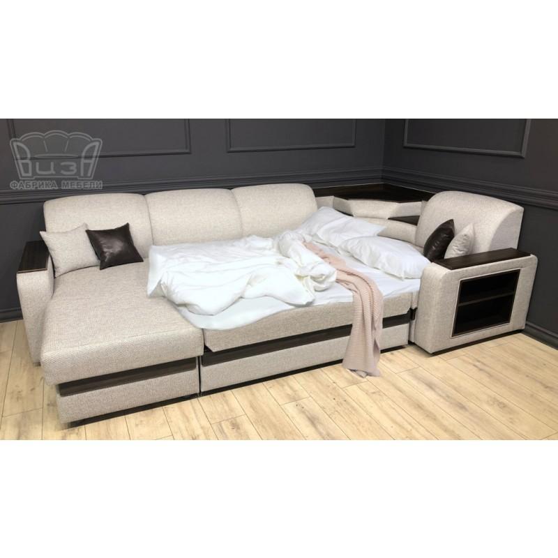 Угловой модульный диван Виза 01 (фото 5)