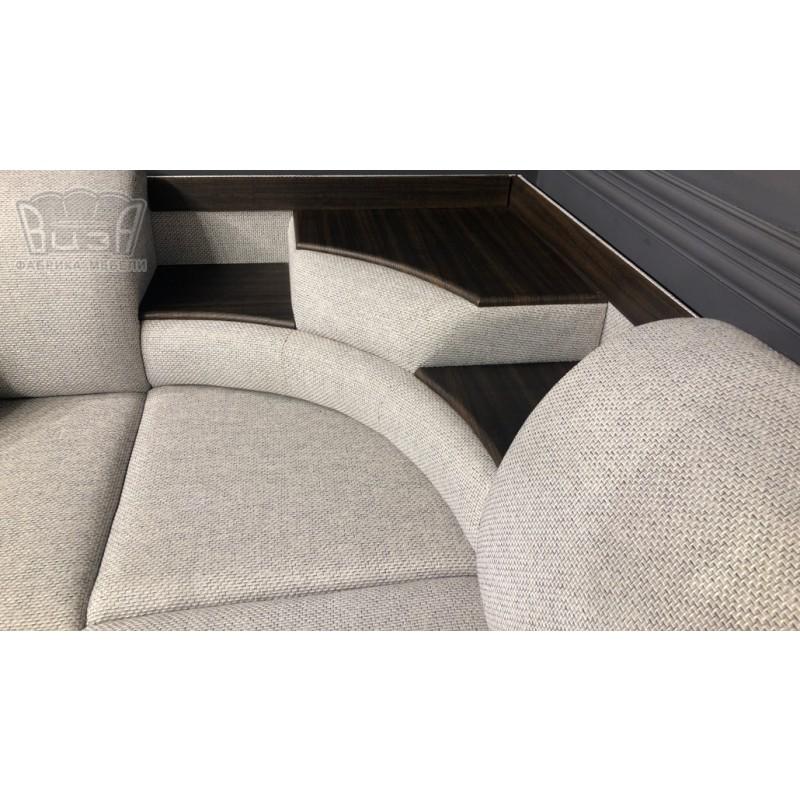 Угловой модульный диван Виза 01 (фото 8)